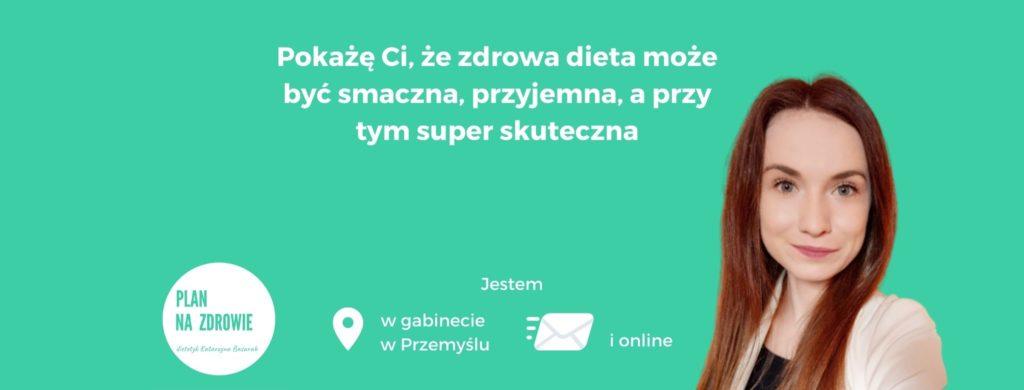 Współpraca z dietetykiem online Przemyśl